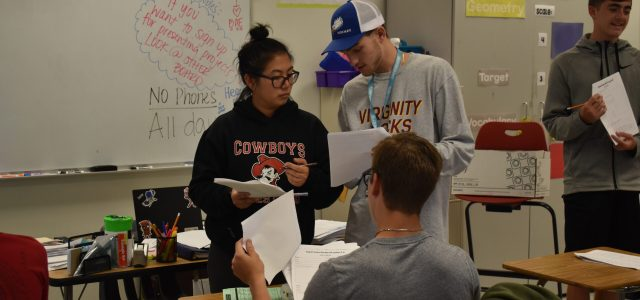 Um…AWKWARD!: CCHS students and staff share strange interactions