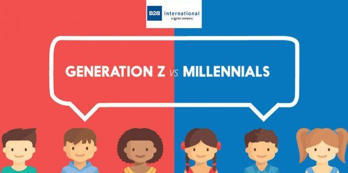 Generational throwdown: The widening gap between Gen-Zers and Millennials