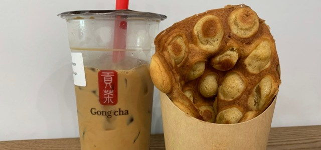 Boba tea, coffee and waffles: Gong Cha Pembroke Pines opens for business