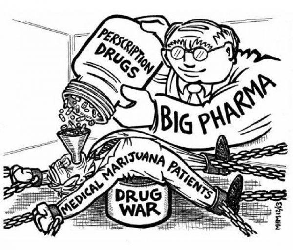 You've Heard of Big Pharma, Well Meet Big Marijuana