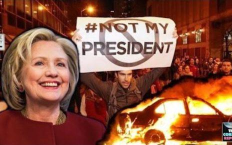 #NotMyPresident
