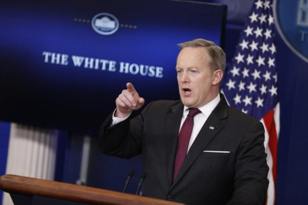 The White House Just Blocked CNN, BBC, New York Times, LA Times From Media Briefing