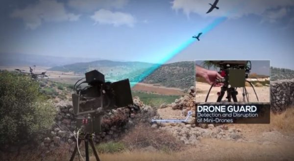 U.S. Air Force Gives No-Bid Contract To Israeli Company To Destroy ISIS Drones