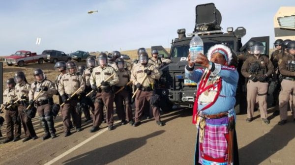 Oil Leaks and Militarized Police: The Legacy of the Dakota Access Pipeline
