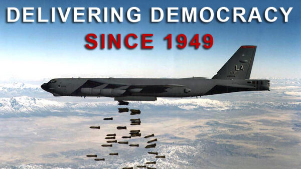 Bombing For Freedom: Illegal US Wars And The Scapegoat Of The Anonymous Source