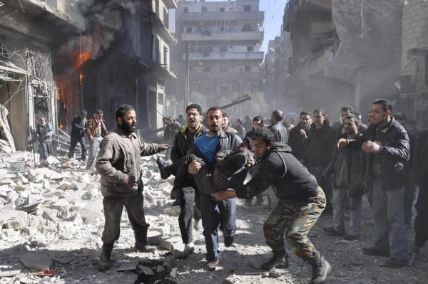Image result for Yet Another Senseless Mass Killing: Women and Children Among 25 Dead in Syria
