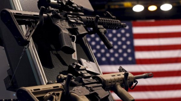 Pentagon Gives Fake Police Agency $1.2 Million In Military Equipment For Free