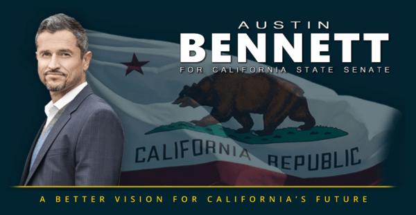 Candidate For California State Senate, Austin Bennett, Joins The Truth Revolution