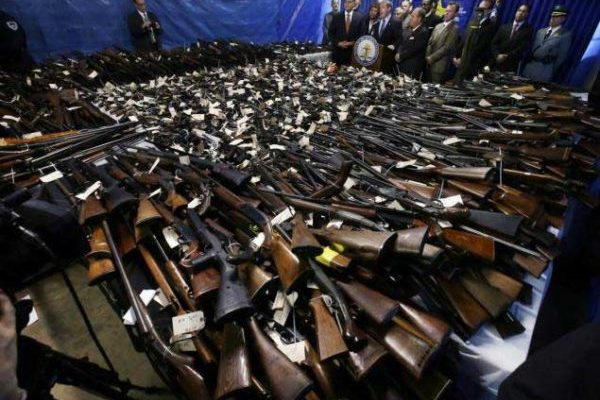 """New Law Lets Police Confiscate Guns """"Without Due Process"""" If Someone Reports You"""