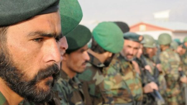 152 Afghan Troops Run Away While In US For Training
