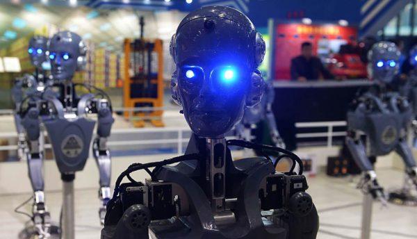 When Robots Rule The Markets…