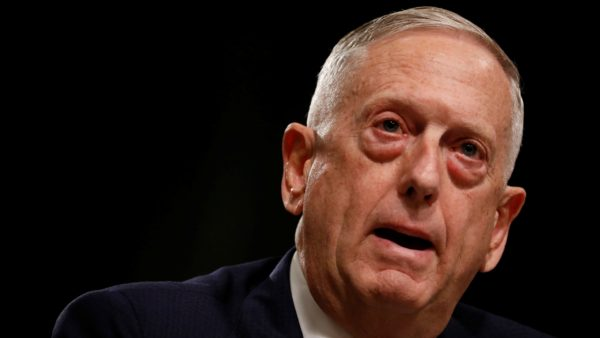 Mattis Admits North Korea Is Not A Threat To The United States