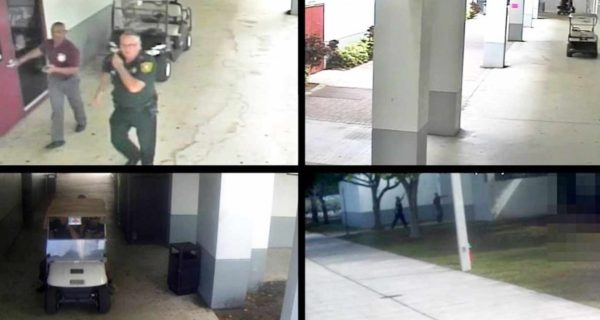 Surveillance Video Released Of Parkland Shooting—Does Not Show Shooter
