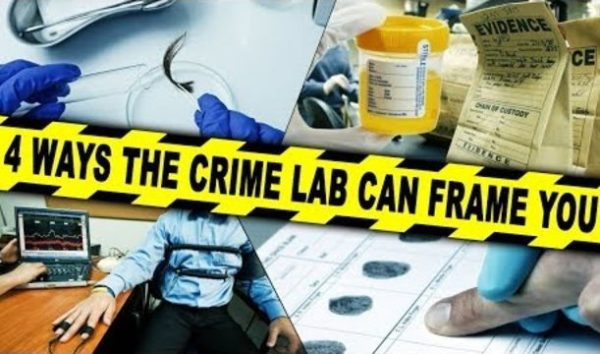 Image result for crime lab framing