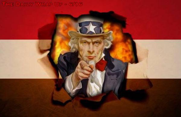 Israeli Missiles In Alaska, US/UK Oppose Yemen Ceasefire & Congress Finally Acts But To Maintain War