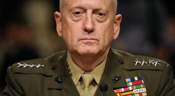 """Mattis: Putin Is Trying To """"Undermine America's Moral Authority"""""""