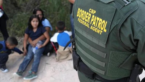 Border Agent Arrested For Massive Cache Of Child Porn, Hired By Immigrant Shelter To Work With Kids