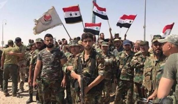 Syria Sends More Troops To South Despite New US Warnings