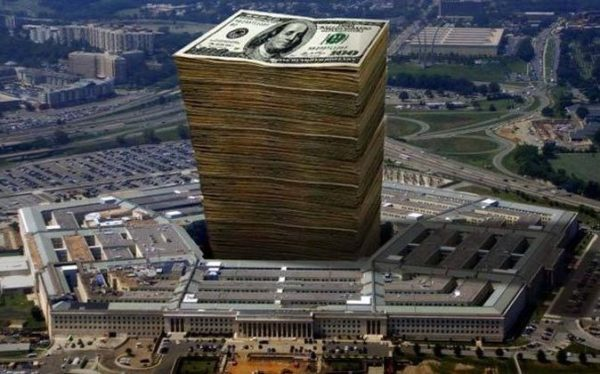 Pentagon Fails Its First-Ever Audit