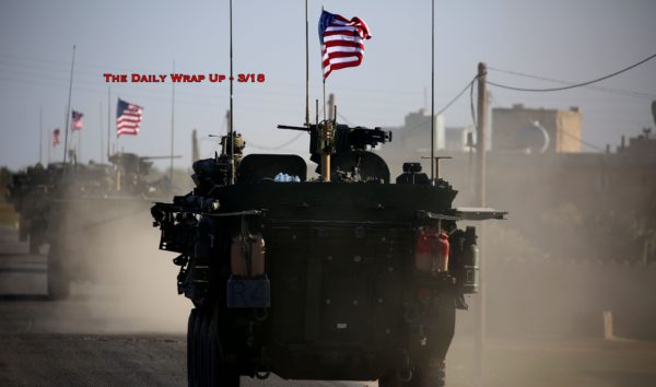 US Says At Least 1000 Troops Stay In Syria, Christchurch Censorship & The Truth About MSM
