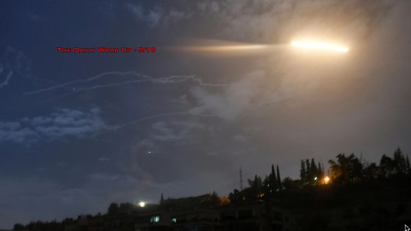 Israel Attacks Syria Twice In 24hrs & Iran Now Accused Of Using Water Drones, Again Without Evidence