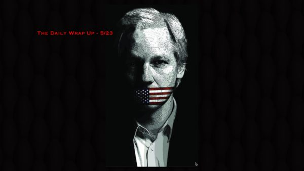US Files 17 Espionage Act Charges Against Assange & US Targets Venezuela Food Program With Sanctions