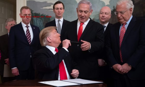 Israel Bombs Iraq, US Threatens Greece Over Iran's Ship & Trump Says Jews Voting For Dems