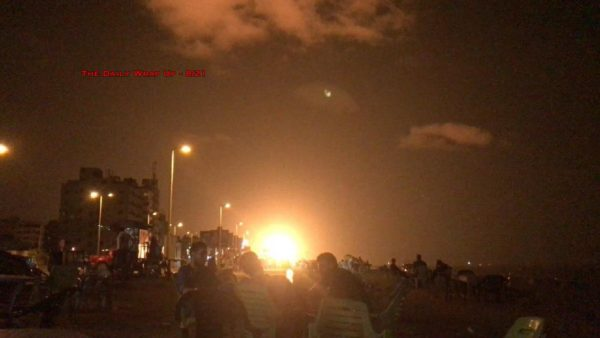 Israel Bombs Multiple Gaza Locations, US Drone Shot Down & Trump Doubles Down On