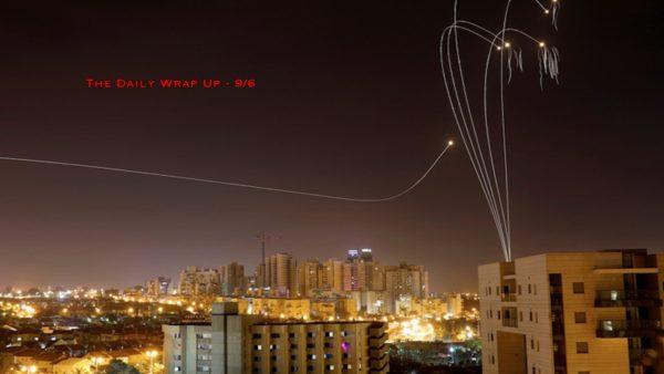 Israel Bombs Gaza, Epstein