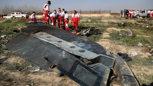 Iran Admits 'Unintentionally' Shooting Down 737, But It Seems There Might Be More To This Story