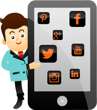 social media services from The Last Hurdle