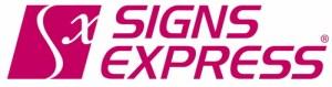 Signs Express pink 220 logo web