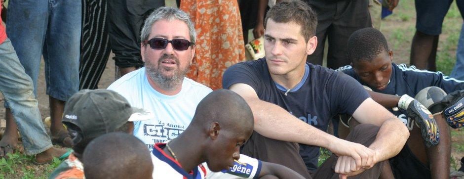 Iker Casillas Sierra Leona