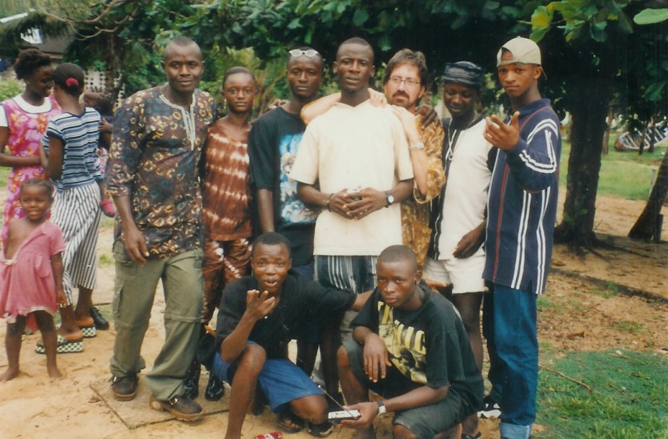 Chema Caballero Sierra Leona