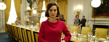 Jackie Kennedy Natalie Portman Oscars 2017