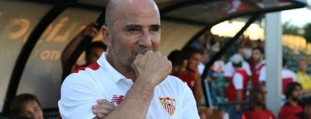 Jorge Sampaoli Sevilla Barcelona 2017