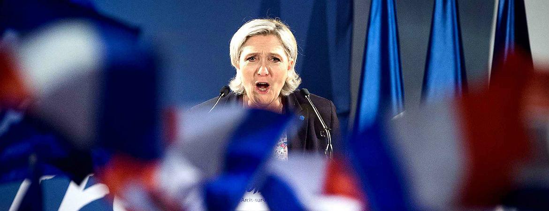Le Pen Francia 2017
