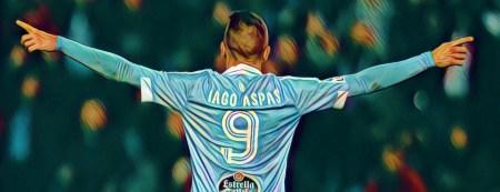 Iago Aspas Celta de Vigo
