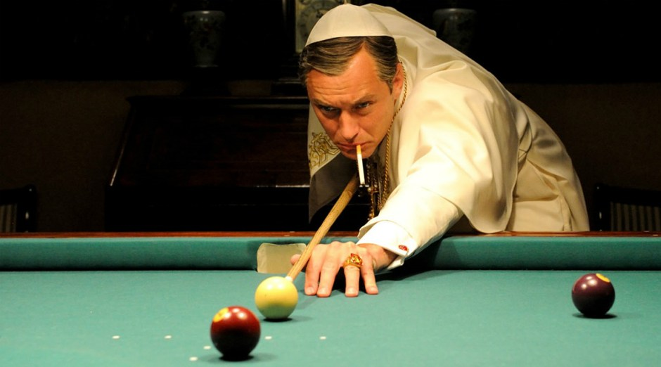 the young pope snooker