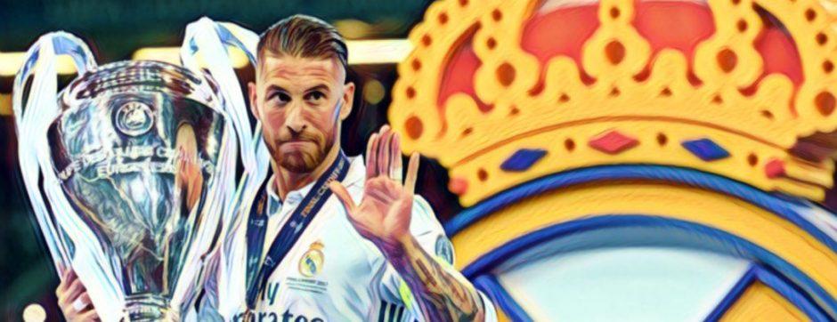 Sergio Ramos Champions League final 2017