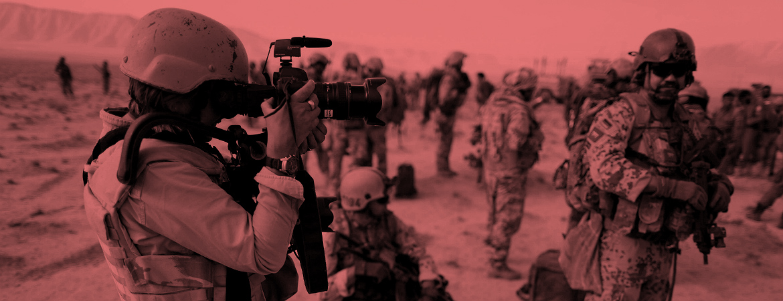 the last journo war journalism
