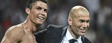Cristiano Ronaldo Zidane