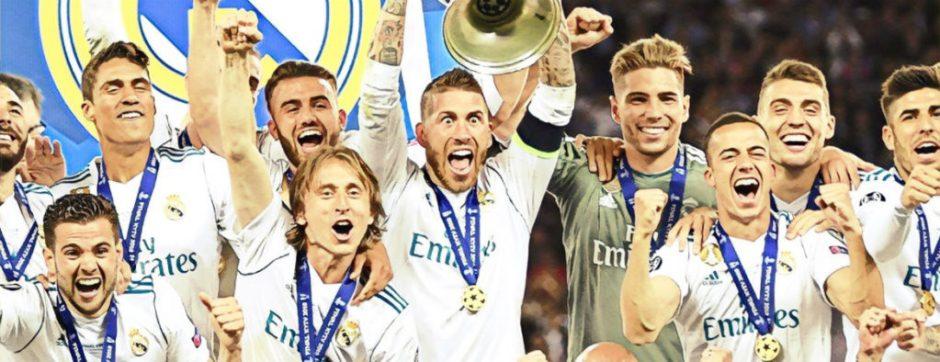 real madrid campeón champions 2018