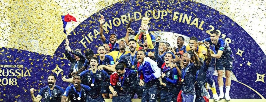 france world cup winner 2018