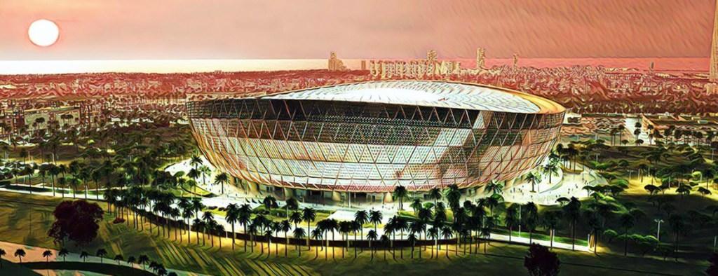 lusail stadium 2019