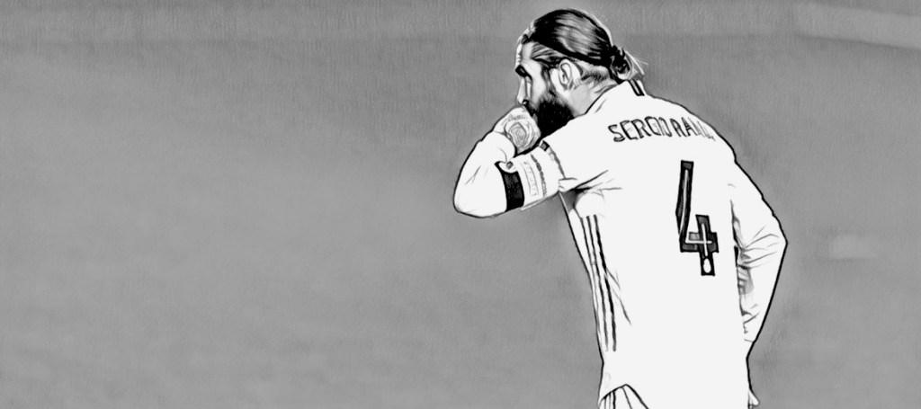 Sergio Ramos Real Madrid 2021