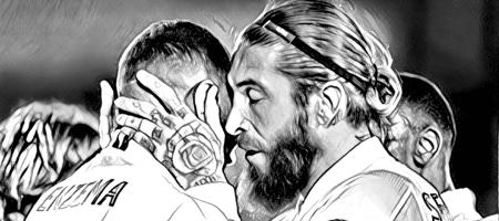 Ramos y Benzema