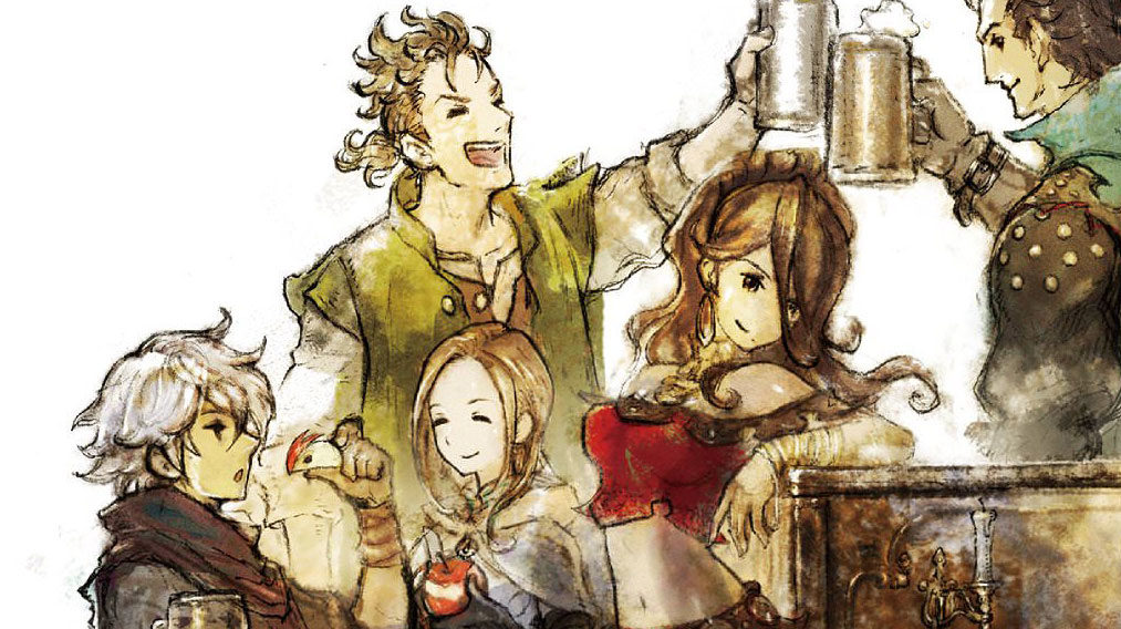 Octopath Traveler – The Long Road To JRPG Awesomeness