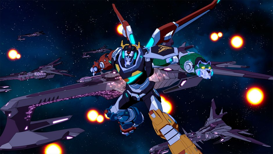 I'm Digging The New Voltron Reboot; Here's Why