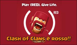 foto articolo 7 - Clash of Clans diventa (RED)